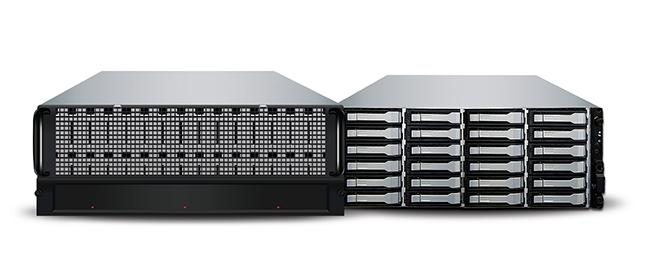 iXsystems TrueNAS E16   OpenStorageNAS com